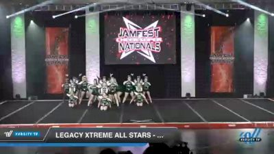 Legacy Xtreme All Stars - PYTHONS [2021 L3 - U17 Day 2] 2021 JAMfest Cheer Super Nationals