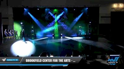Brookfield Center for the Arts - BCA Junior All Stars [2021 Junior - Jazz - Large Day 2] 2021 CSG Dance Nationals