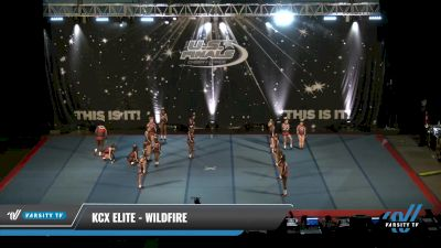 KCX Elite - WildFire [2021 L1.1 Youth - PREP - Small - B Day 2] 2021 The U.S. Finals: Pensacola