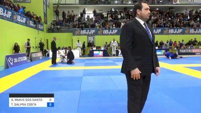 ALEX MUNIS DOS SANTOS vs TAINAN DALPRA COSTA 2020 European Jiu-Jitsu IBJJF Championship