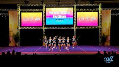 Premier All Stars (NJ) [2019 HEADLINER5 L5 Senior XSmall] 2019 Reach The Beach Nationals