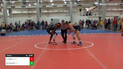 Prelims - ZeBrandon Gant, Newberry vs Noah Curreri, Queens University Of Charlotte