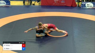 70 kg Semifinal - Hayden Hidlay, Titan Mercury vs Dylan Ness, Minnesota Storm