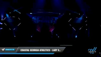 Coastal Georgia Athletics - Lady Steel [2021 L3 Junior - D2 - Small - A Day 1] 2021 Spirit Sports: Battle at the Beach