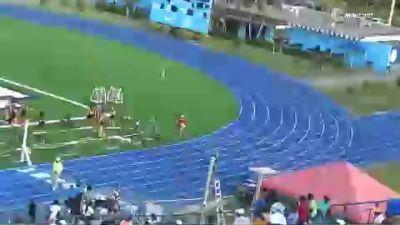 High School Girls' 4x400m Relay, Finals 2