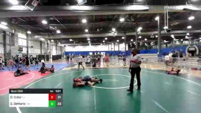 125 lbs Rr Rnd 3 - Dayvien Cuba, Elite Athletic Club vs Graeden DeMario, LWA Elite