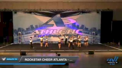 Rockstar Cheer Atlanta - The Who [2021 L5 Senior Coed Day 2] 2021 Athletic Championships: Chattanooga DI & DII