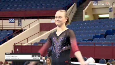 Caitlin Smith - Floor, World Champions Cntr - 2020 Metroplex Challenge