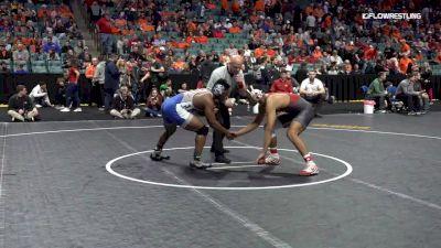 174 lbs Consi Of 8 #2 - Marcus Coleman, Iowa State vs Randy Meneweather, Air Force