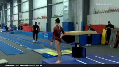 Katelyn Jong - Vault, Metroplex Gymnastics - 2021 American Classic and Hopes Classic