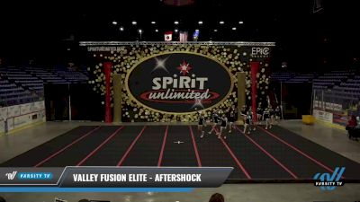 Valley Fusion Elite - Aftershock [2021 L3 Performance Recreation - 18 and Younger (NON)] 2021 PA Championship