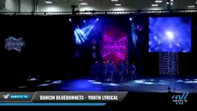 Dancin Bluebonnets - Youth Lyrical [2021 Youth - Contemporary/Lyrical - Large Day 2] 2021 JAMfest: Dance Super Nationals