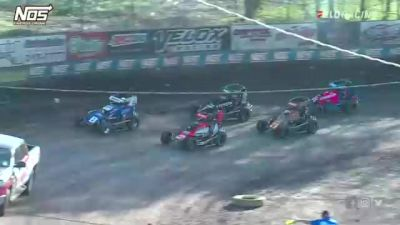 Heat Races | USAC Midgets Sunday at Port City