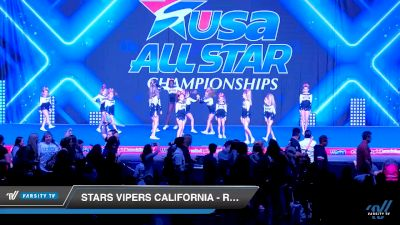 Stars Vipers California - Red Rattlers [2019 Youth 2 Day 2] 2019 USA All Star Championships
