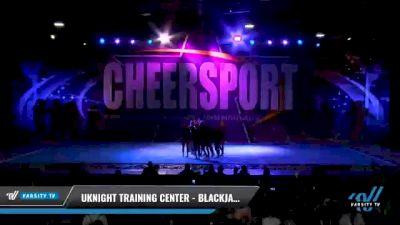 Uknight training center - BlackJacks [2021 L3 Senior - Small Day 2] 2021 CHEERSPORT National Cheerleading Championship