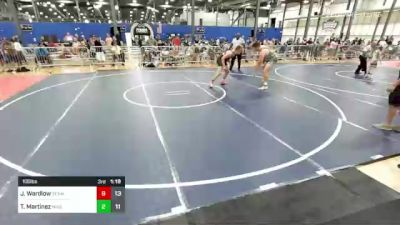 Rr Rnd 1 - Wyatt Schmitt, Team Gotcha Red vs Brodie Purtle, Missouri Avengers