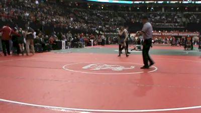 132 s, Dylan D'Emilio, Genoa vs Parker Watson, Lutheran West