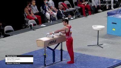 Vahe Petrosyan - Pommel Horse, Gym Olympica - 2021 US Championships