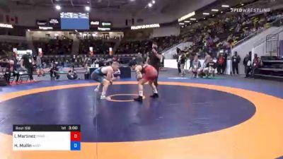 79 kg Prelims - Isaiah Martinez, TMWC/ BEAVER DAM RTC vs Hunter Mullin, Western Colorado Wrestling Club