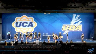 Clay County High School [2018 Medium VA Day 1] 2018 UCA Bluegrass Championship