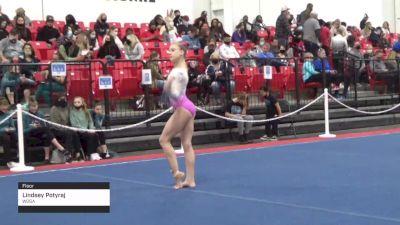 Lindsey Potyraj - Floor, WOGA - 2021 Region 3 Women's Championships