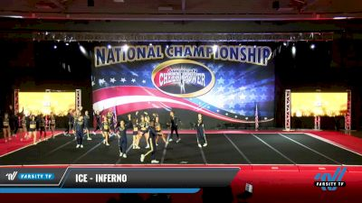ICE - Inferno [2021 L6 International Open Coed NT Day 2] 2021 ACP: Midwest World Bid National Championship