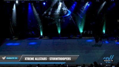 Xtreme Allstars - Stormtroopers [2021 L1.1 Mini - PREP - Small Round] 2021 The U.S. Finals: Pensacola