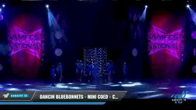 Dancin Bluebonnets - Mini Coed - Contemporary/Lyrical [2021 Mini - Contemporary/Lyrical - Large Day 2] 2021 JAMfest: Dance Super Nationals