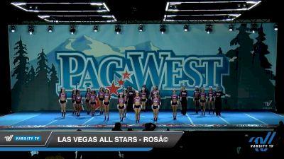 Las Vegas All Stars - Rosé [2020 L1 Senior - D2 - Medium Day 1] 2020 PacWest