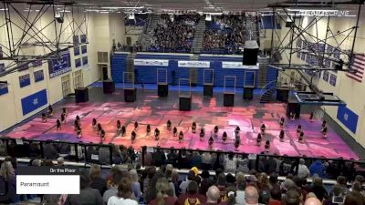 Paramount at 2020 WGI Guard Atlanta Regional
