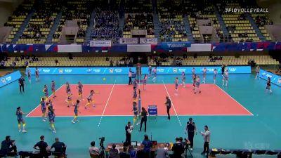 Full Replay - Dinamo Moscow vs Maritza Plovdiv
