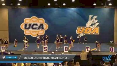 Desoto Central High School [2020 Medium Varsity Day 2] 2020 UCA Magnolia Championship