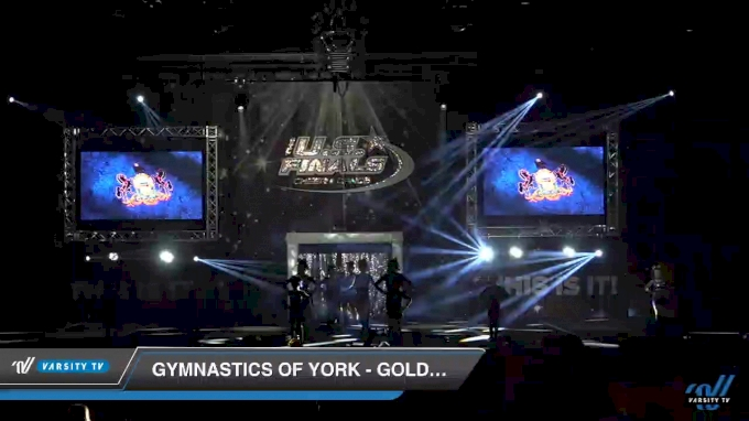 Gymnastics of York - Gold Rush [2019 - Junior PREP - D2 - Small 1 1