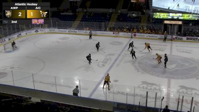 Replay: Army vs AIC | Oct 21 @ 7 PM