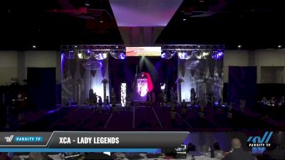 XCA - Lady Legends [2021 L3 Senior - Medium Day 1] 2021 Queen of the Nile: Richmond