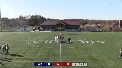 Full Replay - Wesley College vs Arcadia University