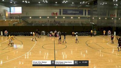 River City Reign vs Michigan Warriors- AAU 14 U Boys Championships