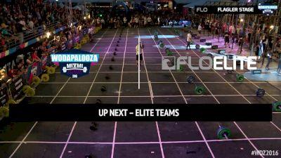 Double or Nothing Elite Teams Men Heat 3