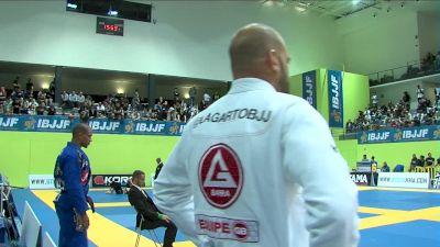 Erberth Santos vs Lucio Rodrigues Super Heavyweight Final 2016 IBJJF Europeans