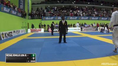 Lucio Rodrigues vs Christopher Bowe 2016 IBJJF Europeans