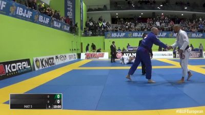 Lucio Rodrigues vs Thomas Johannessen 2016 IBJJF Europeans