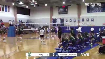 Replay: Awty Int vs Houston Christian | Oct 19 @ 6 PM