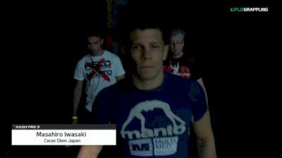 Vagner Rocha vs Marcin Held KASAI Pro 3