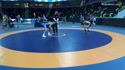 61 kg Consolation - Sidney Flores, Air Force Regional Training Center vs Jack Wagner, Panther Wrestling Club RTC