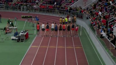 Men's 3k, Heat 8 - Cuse's Martin Hehir and Colin Bennie Indoor Debut