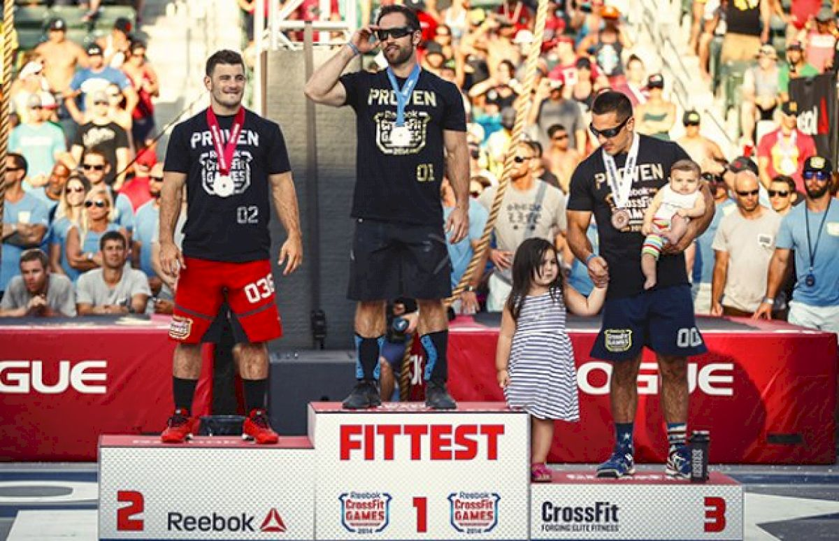 98322bfb12cb The CrossFit Games season is here and there s no better way to kick off the  2015 Open than pitting two giants of the sport against each other after the  ...