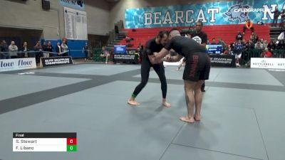 Sam Stewart vs Franco Libano 2019 Elite Grappling Championships 3