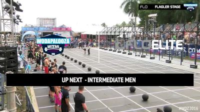 Bars + Balls_Intermediate Men_Heat 3