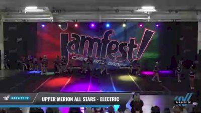 Upper Merion All Stars - Electric [2021 L2 Junior - Medium Day 2] 2021 JAMfest: Liberty JAM