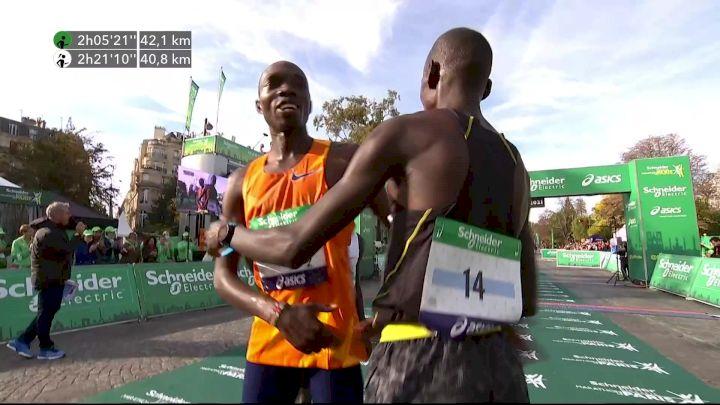 Replay: Paris Marathon | Oct 17 @ 8 AM